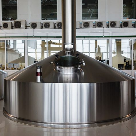 Distilling Vessel