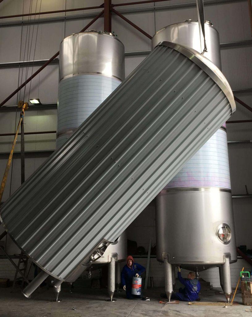 bright-beer-tank-installation