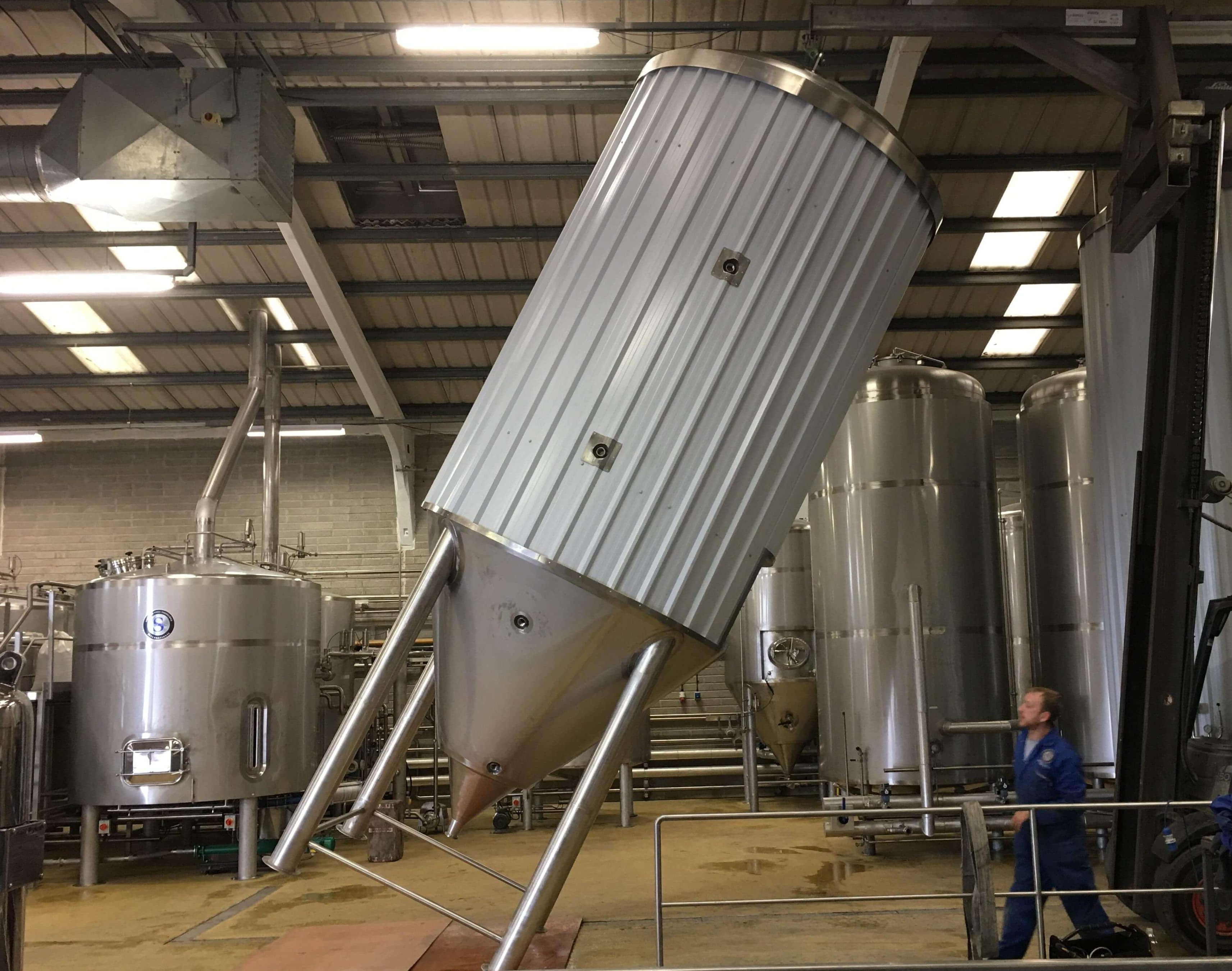 DBBCO Fermentation Vessel