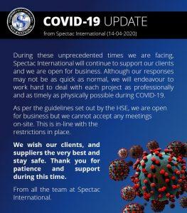 covid-19 April update