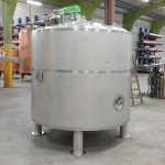 Highly Efficient Mixing Tank For Well-known Pharmaceutical Client