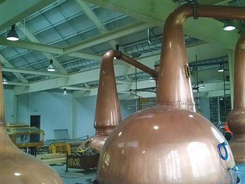 Distilling Vessels